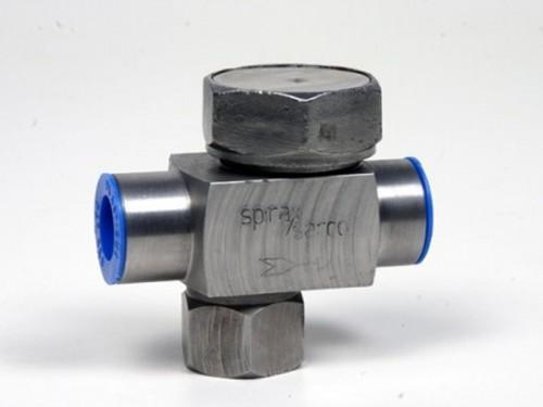 Manutenção de união rotativa para vapor sp